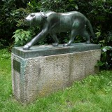 Panther in Köln, Foto Joachim Zeller
