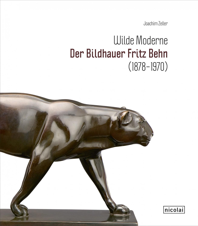Wilde Moderne Fritz Behn Umschlag Buch
