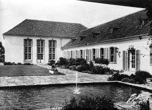 Foto Fliegerhorst Penzing mit Panther ca 1937-38