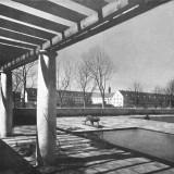 Foto aus Werner Rittich - Architektur und Bauplastik der Gegenwart